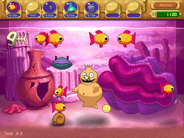 Fish Tank Games Net Bratz Babyz Fish Tank Game